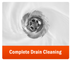 complete drain cleaning